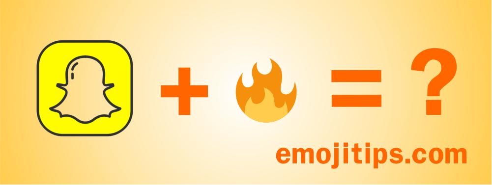 Snapchat emojien ja hymiöiden merkitykset